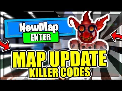 Survive The Killer Codes