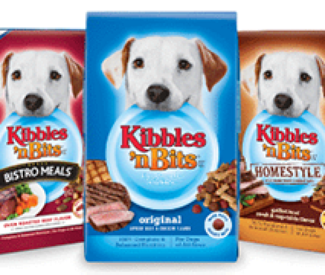Save  Off Any Bag Of Kibbles N Bits Brand Dry Dog Food Lbs Or Larger Coupon