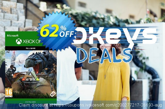 Looking for the best xbox one games of all time? 62% OFF Ark Survival Evolved Xbox One (US) Coupon code, Aug 2021 - iVoicesoft