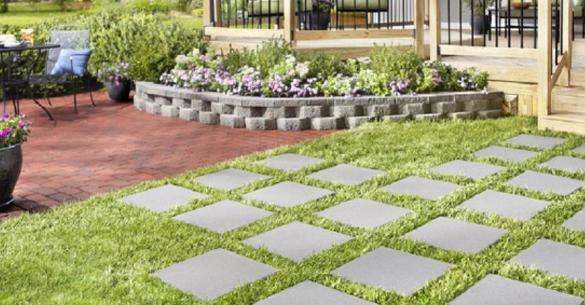 lowes concrete patio stones 1 00 reg