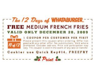 What-a-burger-Coupons
