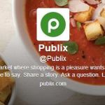 Facebook's Top Grocery Store Takes on Twitter