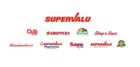 New Supervalu logos