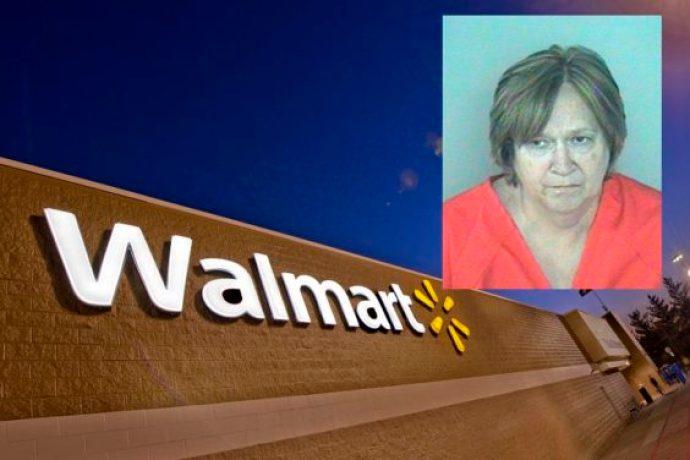 Walmart arrest