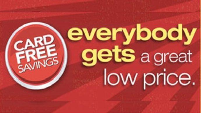 Acme Card Free Savings