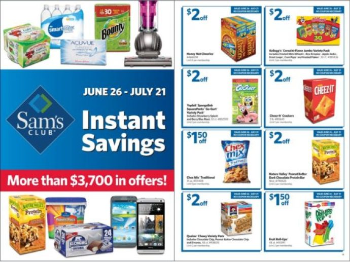 Sam's Club Decides Coupons are Cool - Coupons in the News