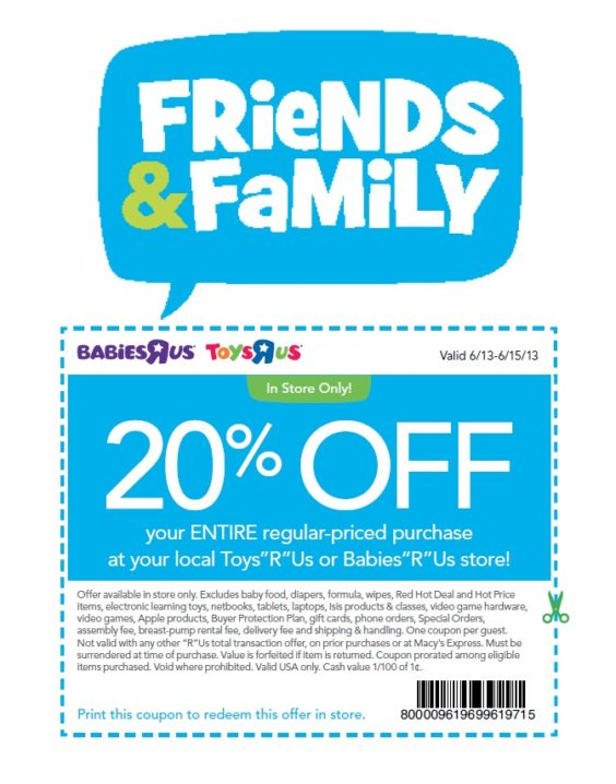 image relating to Toys R Us Printable Coupon identify Emphasis, Other people Explain to SnipSnap in direction of Stop and Desist - Discount codes