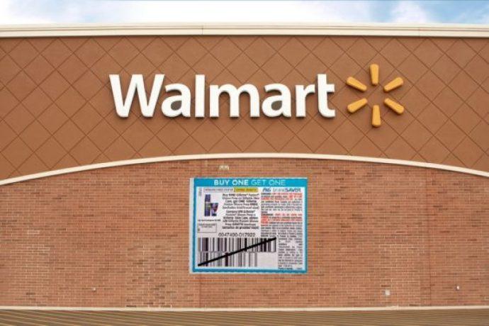 Walmart coupon tax