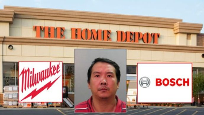 Home Depot coupon arrest