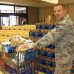 U.S. Military Grocery Stores Take the Offensive