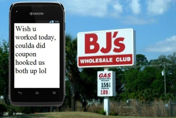 BJ's texts