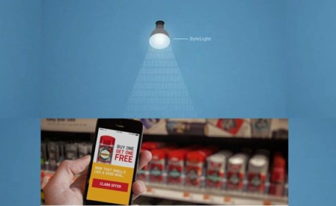 Could Walmart S Lights Beam Coupons To Your Phone Coupons In The News