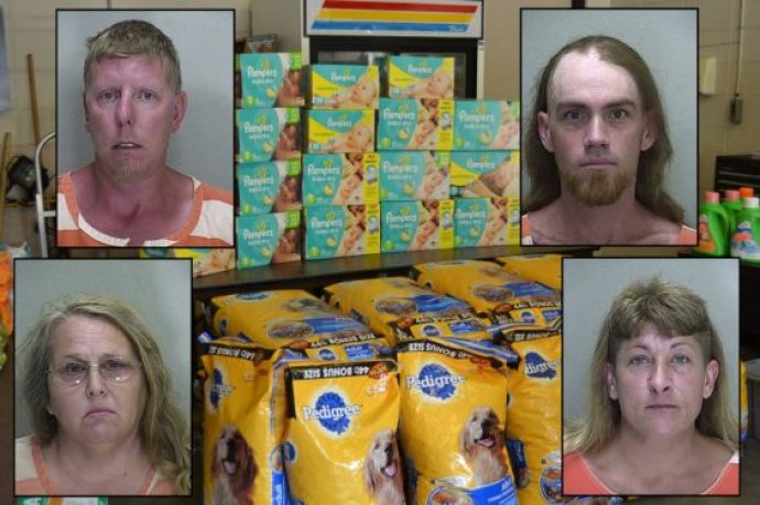 Florida coupon arrests