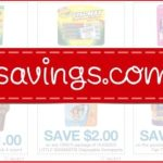 A Brand New Printable Coupon Site Debuts
