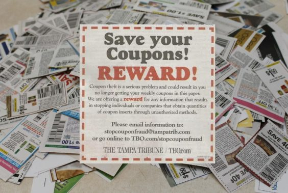 Other Ways to Get Free Paper Coupons (Without Buying a Newspaper!)