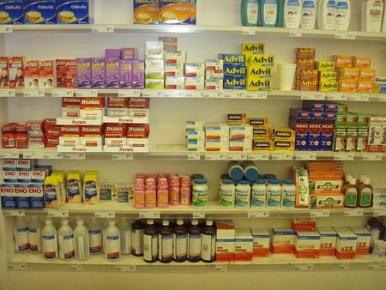 drug store photo
