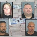 Four Arrested in Theft and Sale of Newspaper Coupon Inserts