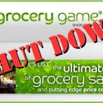 """""""Ultimate Grocery Savings Website"""" Suddenly Shuts Down"""