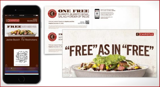 graphic relating to Chipotle Coupons Printable named If Discount codes Cant Hold Em Coming, Then Hold the Coupon codes