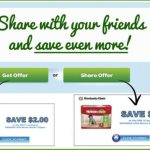 "The Little Trick That Makes Coupons More ""Shareable"""