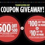 JCPenney Bungles Black Friday Coupon Giveaway
