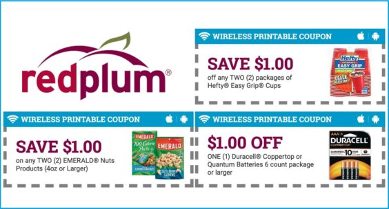 photo relating to Duracell Battery Coupons Printable identified as By now Yourself Can Print (Some) RedPlum Discount codes Against Your Cellular phone
