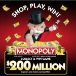 2017 Albertsons Monopoly Offers More Prizes and More Millions (and Slightly Better Odds)