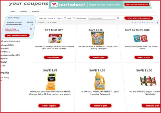 Target Officially Retires Printable Store Coupons Coupons In The News