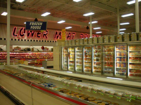 grocery frozen photo