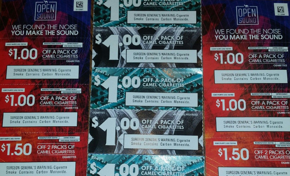 photograph regarding Printable Camel Cigarette Coupons called How Discount coupons Can Deliver On your own Start out Using tobacco - Discount coupons inside of the Information