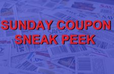 Sunday Coupons – 11/1/20