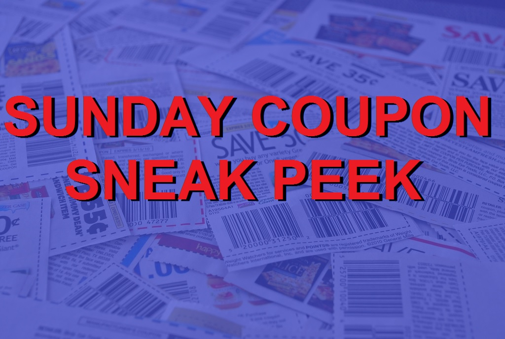 photo relating to Vichy Coupon Printable referred to as Sunday Discount coupons - 2/24/19 - Discount coupons inside of the Information