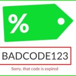 Need a Coupon Code? Sorry, Most Are Expired