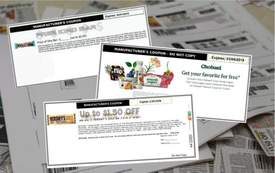 photo about At Home Coupons Printable known as Printable Cost-free-Merchandise Discount coupons Trigger Contentment and Head aches