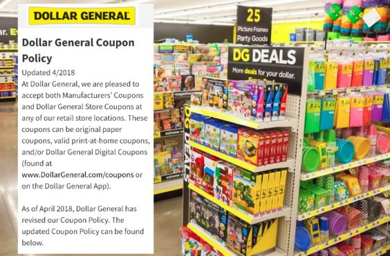 May 31 Update More Than A Month After A Request For Comment About Its New Coupon Policy Dollar General Finally Responded With A Somewhat