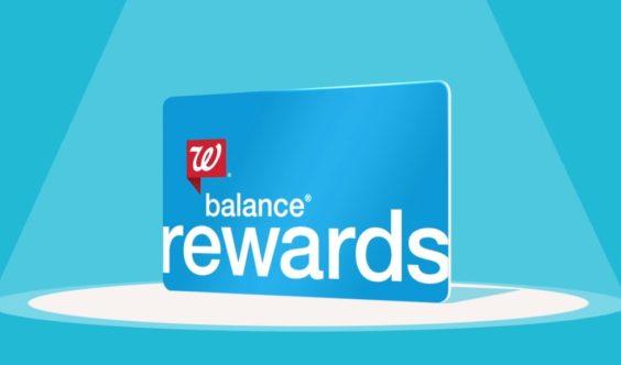 What is walgreens balance rewards