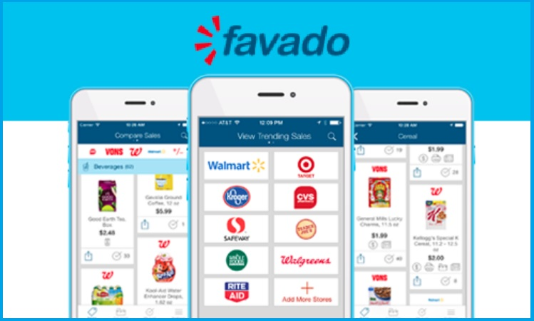 Favado Coupon And Grocery App Provides Far Fewer Deals For Now Coupons In The News