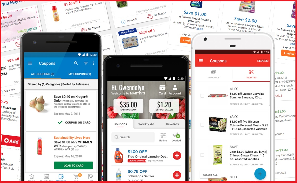 Digital Coupons Surpass Paper Coupons In Popularity Survey Finds Coupons In The News
