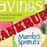Mambo Sprouts Is Now Bankrupt and Out of Business