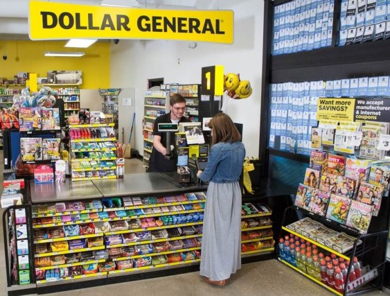 Self-Checkouts Coming to Dollar General - Coupons in the News
