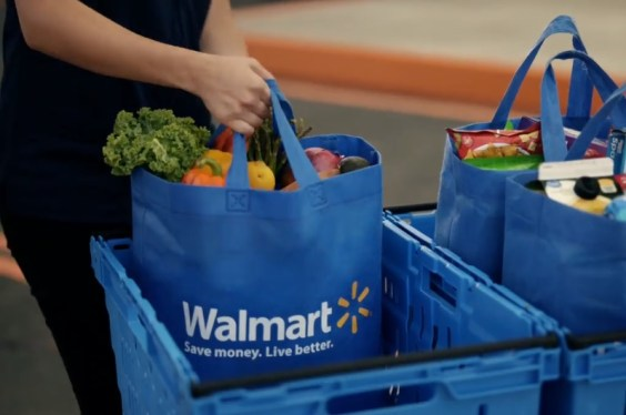 Walmart is Shoppers' Favorite Place to Buy Groceries