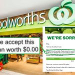 Woman Receives the Worst Coupon in the World