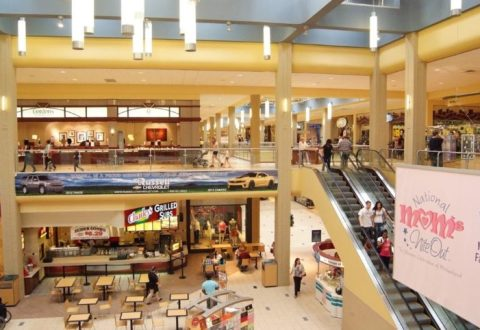 Need Groceries? Head to the Mall!