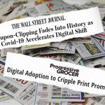 Stop the Presses! Paper Coupons – And Digital Too – Are Still in Fashion