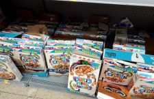 Code Hunters Leave Destroyed Cereal Boxes in Their Wake
