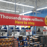 Walmart Offers More Rollbacks, Others Urged to Do the Same