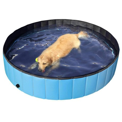 60 off 8020cm foldable pvc dog cat pet swimming pool