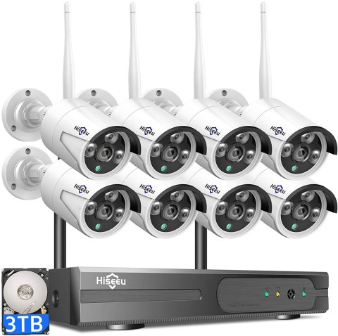 65 off wireless security camera system