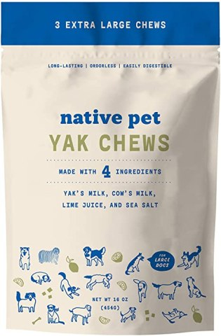 10 off all orders for yak chews use code love your pet