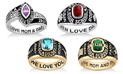15 off class rings with code online only
